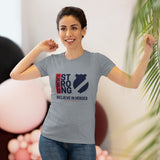CCPD Strong Believe in Heroes Women's Triblend Tee