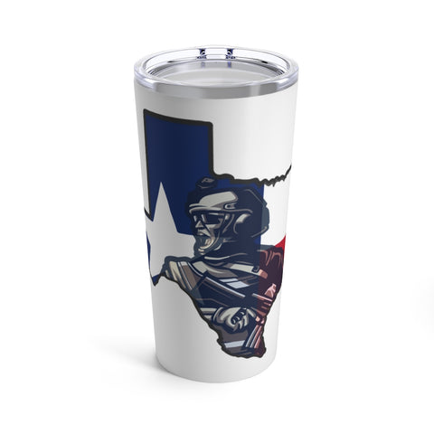 Texas Veteran Tumbler 20oz