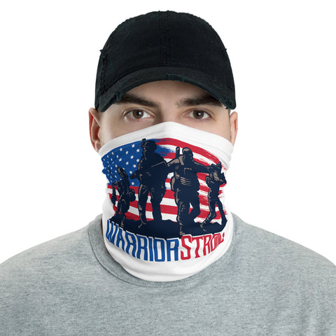 Warrior Strong Neck Gaiter