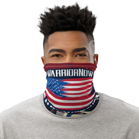 American Strong No Soldier Neck Gaiter