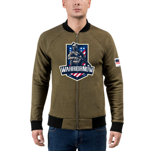 WarriorNOW Bomber Jacket