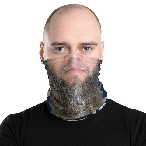 Bearded Neck Gaiter