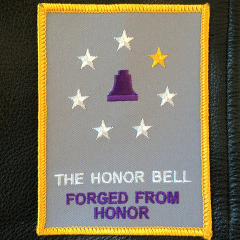 Honor Bell Patches