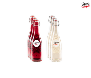 COMBO TINTO Y BLANCO 750 ML