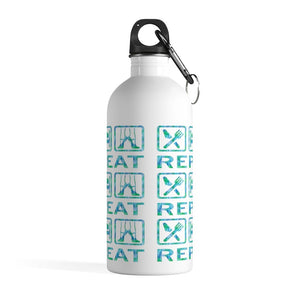 Stainless Steel Water Bottle For Dancers | Ballet Water Mugs | Eco-Friendly Dancer's Water Bottle | Ballet Gift | Water Bottle - Ballet Geek