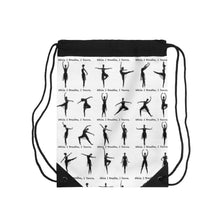 Load image into Gallery viewer, Backpack -  While I Breathe, I Dance | Ballet | Dancers Backpack | Dancer Gift - Ballet Geek