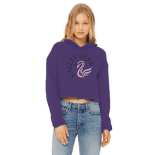 Load image into Gallery viewer, Ballet Geek Cropped Hoodies In Various Colors| Ballet Apparel | Dance Apparel