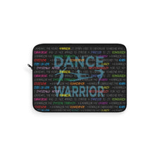 Load image into Gallery viewer, Dance warrior graphic premium laptop sleeve\gifts for male dancers