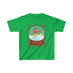 "Boy's ""Born To Dance"" T Shirt  