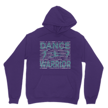 Load image into Gallery viewer, Classic Male Hoodie With Dance Warrior Graphic\ Best Male Dancer Hoodie
