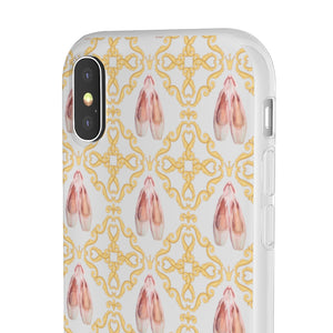 Pointe Shoes Cell Phone Flexi Cases for 30 phone models\ gift packaging available
