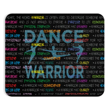 Load image into Gallery viewer, Dance warrior graphic mouse pad\ gift for male dancers