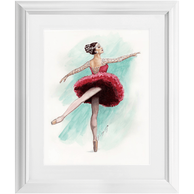 While I Breathe, I Shine Ballerina Wall Art  | 11