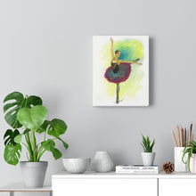 Загрузить изображение в средство просмотра галереи, Canvas Gallery Wraps Ballerina Art | Canvas Art | Ballerina Art  | Canvas Art Home Decor | Ballet Gift - Ballet Geek