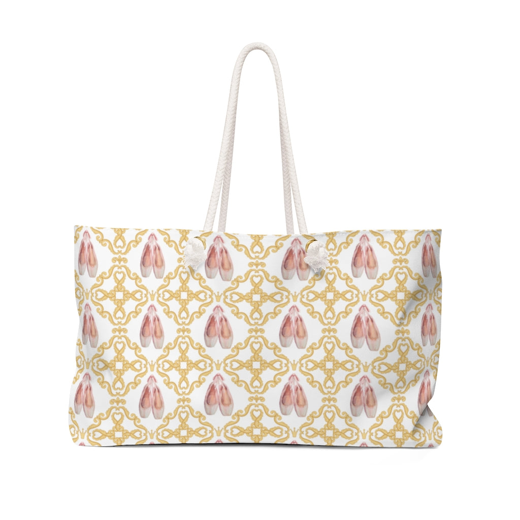 Pointe Shoes Tote Bag\Pointe shoes design tote bag