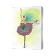 Загрузить изображение в средство просмотра галереи, Ballet Art Greeting Cards ( Print In USA ) | Ballerina Greeting Cards | Greeting Cards | Ballet | Stationery - Ballet Geek
