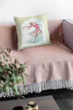 Charger l'image dans la galerie, While I Breathe, I Dance Ballerina Pillow | Ballet Decorative Pillow - Ballet Geek