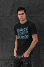Load image into Gallery viewer, Male Dancer Graphic T-Shirt - DANCE WARRIOR\Male Softstyle Eurofit Tee