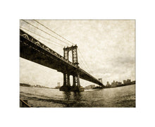 Load image into Gallery viewer, Manhattan Bridge