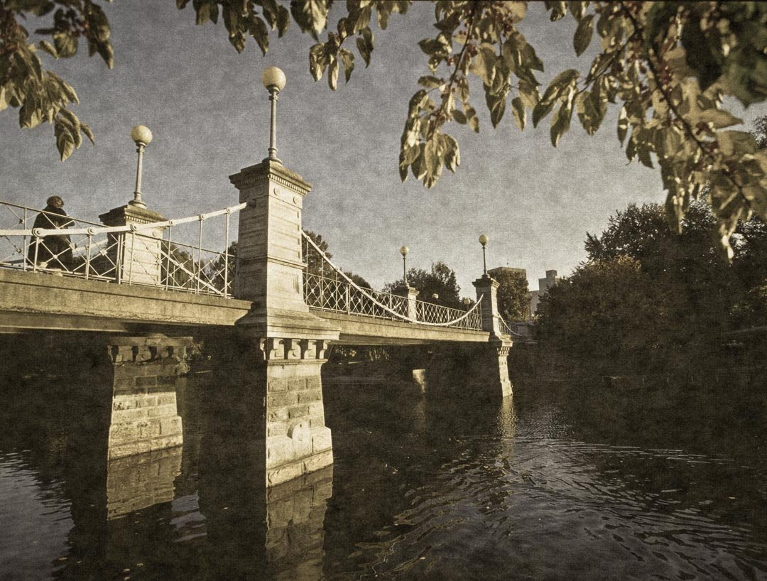 Boston Commons Bridge