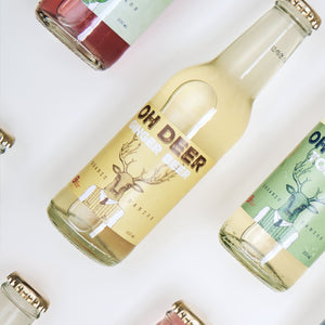 Oh Deer Ginger Beer - Rüdemann & Ernst GmbH