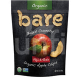 Bare Fruit Crunchy Apple Chips (Fuji Red) 100% Organic - 12/3 oz