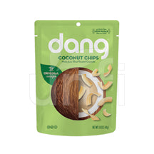 Dang Toasted Coconut Chips Original - 12/1.43 oz