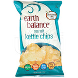 Earth Balance Sea Salt Kettle Chips - 12/5 oz
