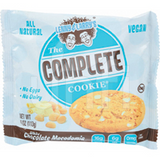 Lenny & Larry's White Chocolate Macadamia Cookie - 12/4 oz
