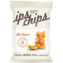 IPS All Natural Barbeque Chips - 12/3 oz