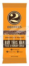 Two Degrees Chocolate Peanut Bar