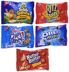 Nabisco Classic Variety Pack 40 units  1oz
