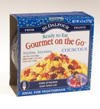 St DALFOUR French Bistro (Gourmet on the Go COUSCOUS 6/6.2 OZ