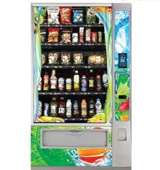 Combo Snack/Bev Vending Machine