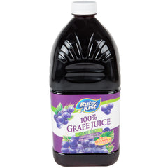 Ruby Kist 100% Concord Grape Juice Can 8/64oz