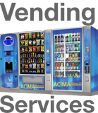 Vending Services - Local - Professional CALL (909)654-6161