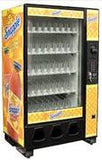 Vending Machines: DN5591 Beverage Glass Front