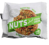 "Betty Lou's ""Nuts about Spirulina Ginseng"" Energy Balls - 1.4 oz"