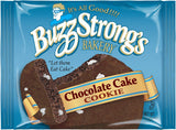 Buzz Strong Chocolate Cake cookies