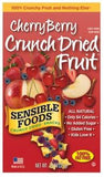 Sensible Foods Crunch Dried Cherry Berry Fruits - 12/1.3 oz