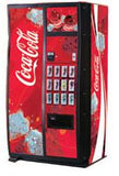 Vending Machines: Wave Front DN 276E Stacked Beverage