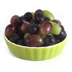 Fruit Salad Cup Grape Medley, 3 Color, Washed & Picked  Grab-n-Go Ready to Eat!