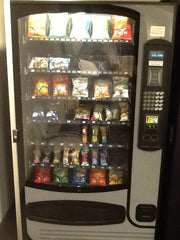 Vending Machines: USI IVEND 3160 Ambient Snack