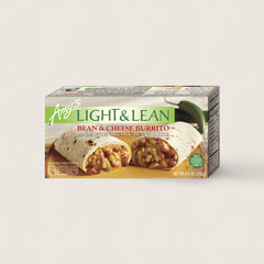 Amy's  Bean n Chesse Light and Lean Burrito