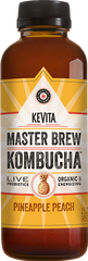 Kevita Kombucha Pineaple Peach