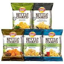 Lays Kettle Potato Chips fit Pick