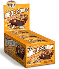 LENNY & LARRY`S Peanut Butter Muscle Brownie®- 12/2.82oz