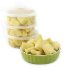 Fruit Salad Pineapple Chunks Lunch Size