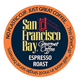 San Francisco Bay Espresso Roast Coffee K-Cup (40)