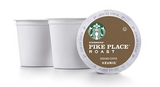 STARBUCKS Pike Place Roast (24) K-Cups